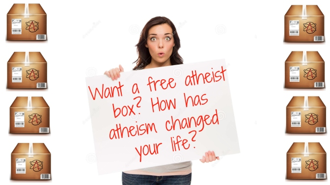 How Has Atheism Changed Your Life? [Monthly Contest]