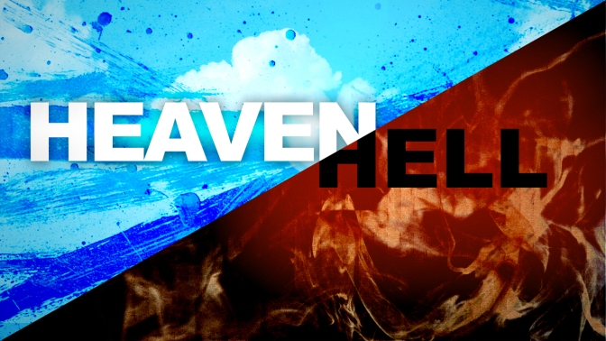 Heaven or Hell? An Eternity Doing Anything Would Be Hell