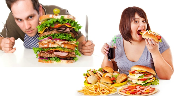 3 Step Program & My Psychological Eating Disorder