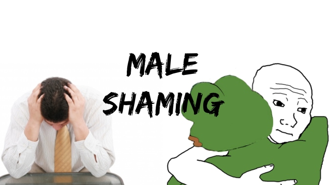 What is Male Shaming?