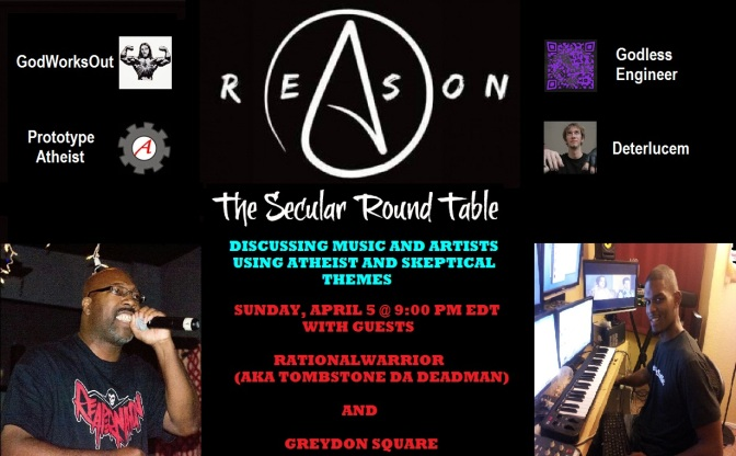 RationalWarrior and Greydon Square join REASON this week