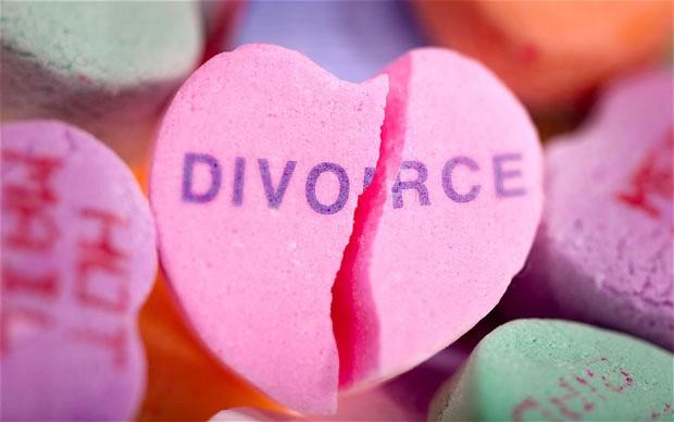Divorce (Not Mine)